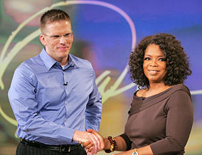 Ryan and Oprah