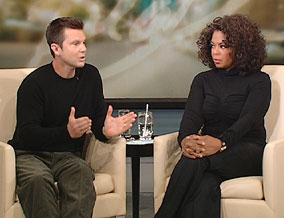 Bob Greene, Oprah's fitness expert and friend