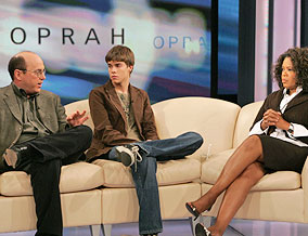 Kurt, Justin and Oprah