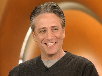 First-time Oscar host Jon Stewart