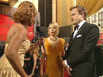 Heath Ledger and Michelle Williams