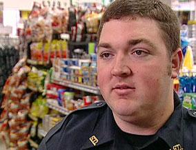 Sheriff's Deputy Bryan Davis