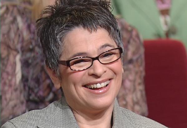 Writer Judith Levine