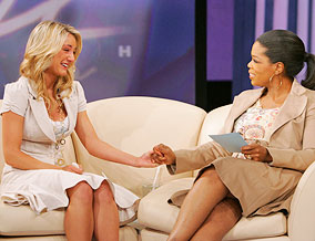 Nikki and Oprah