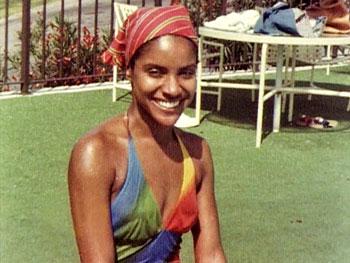 Phylicia Rashad at age 16