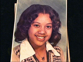 Vanessa Williams at age 12