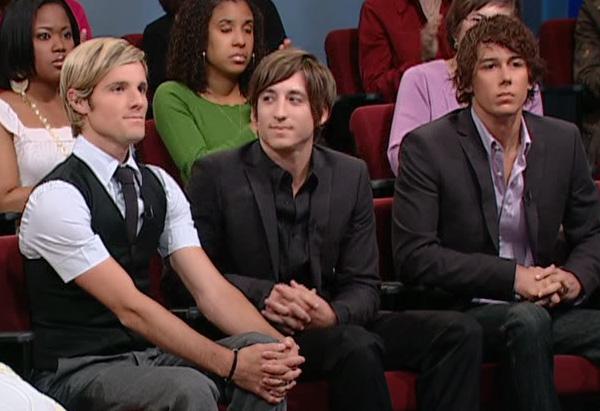 Jason, Bobby and Laren
