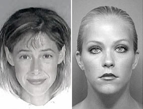Debra LaFave and Mary Kay LeTourneau