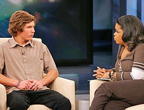 Eric and Oprah