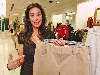Stacy London shares the perfect pair of khakis.