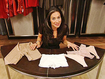 Stacy London's underwear basics