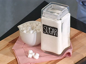 Dr. Oz says to avoid sugar.