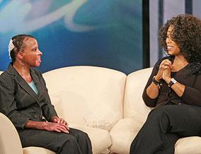 Yvette and Oprah