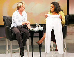 Adam Lippis of Adam+Eve and Oprah