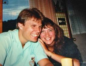 Cheri and Harald