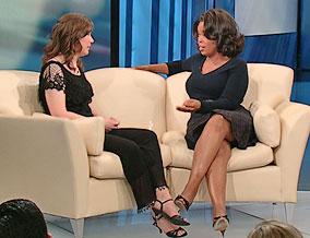 Cheri and Oprah