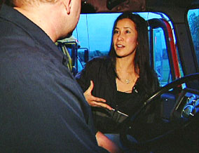 Lisa Ling visits 'Party Row'