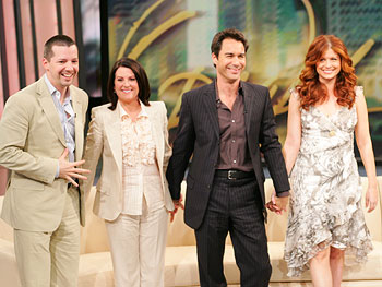 The cast of 'Will and Grace'