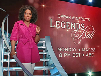 Oprah's Legends Weekend