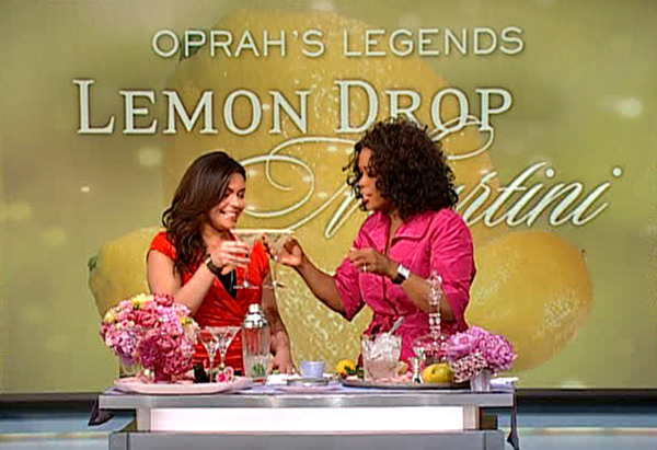 Oprah and Rachael Ray