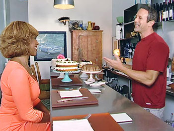 Gayle visits the Icebox Cafe in Miami.