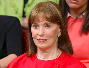 Gloria Vanderbilt, Anderson's mother