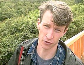 Anderson in Rwanda