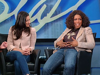 Oprah and Stacy London