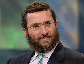 'Shalom in the Home' host Rabbi Shmuley Boteach