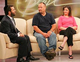 Rabbi Shmuley counsels Danny and Brandie