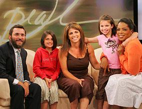 Rabbi Shmuley, Carolyn and Oprah