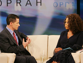 Jim McGreevey and Oprah