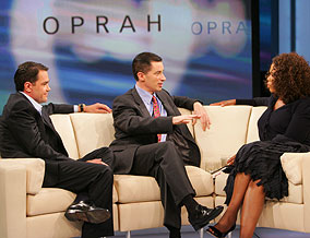 Jim, Mark and Oprah