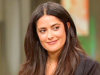 'Ugly Betty' producer Salma Hayek