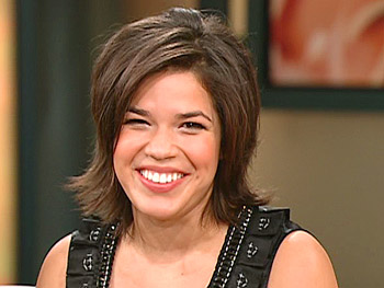 America Ferrera, star of 'Ugly Betty'