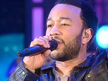 John Legend performs 'Heaven'