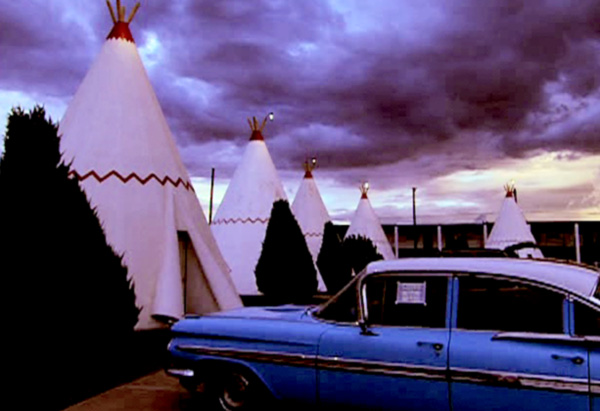 Rooms at the Wigwam Motel