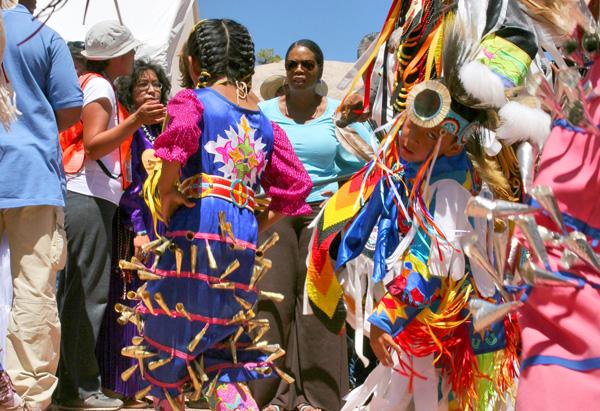 Navajo powwow