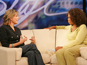 Annette Bening and Oprah