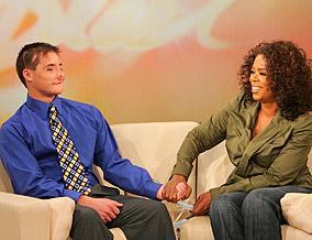 AJ and Oprah