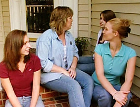 Jaime, Ashley, Jennifer and Jeri