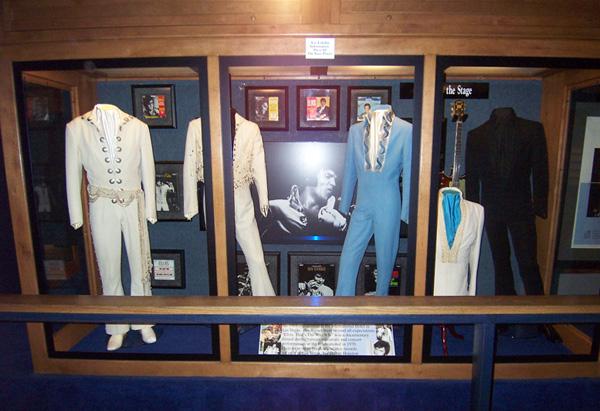 Elvis Presley's jumpsuits