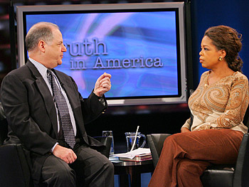 Frank Rich and Oprah