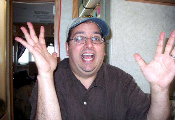 Producer Jack Mori