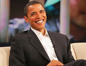 U.S. Senator Barack Obama