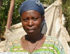 Photo of M'Sevumba courtesy Amaka Megwalu/IRC