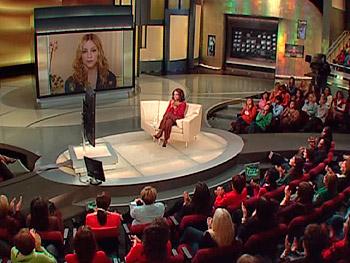 Madonna and Oprah