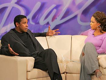 Denzel and Oprah
