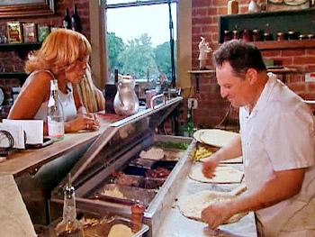 Gayle and Chris Bianco