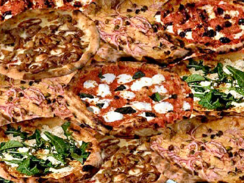 Pizza from around the world